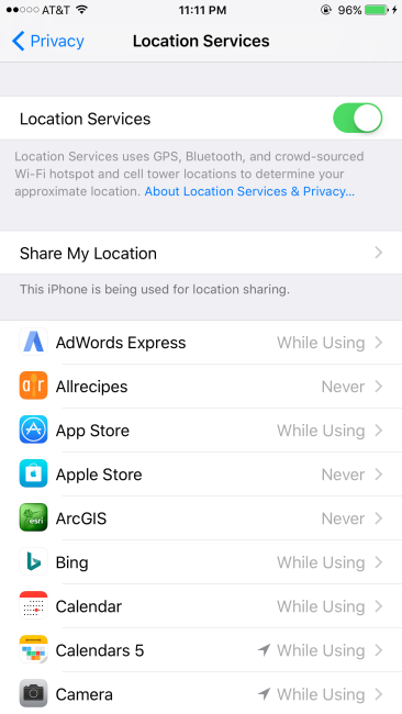 Location-Services-on-iPhone