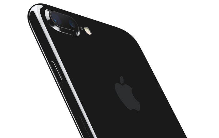 iPhone 7-Jet Black