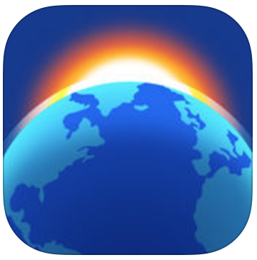 Living Earth for iPhone