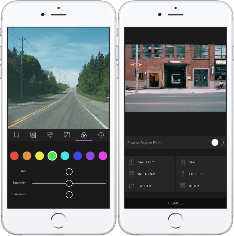 review of Darkroom for iPhone1
